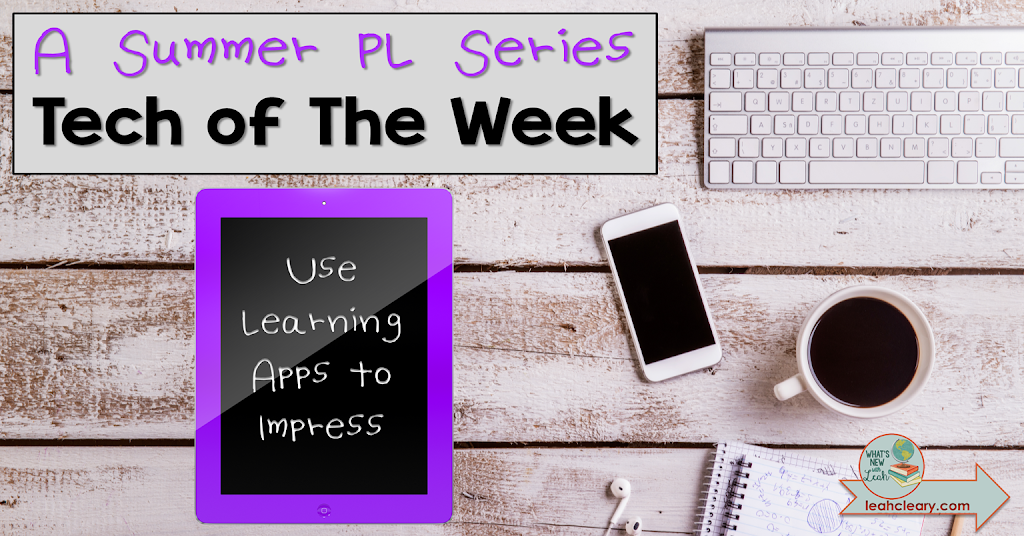 Use the dimple and free learning apps tool to impress your students!