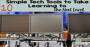 Technology in the classroom can be a huge help -- and sometimes it can be a burden. To enhance learning and really help students comprehend, this blog post shares 10 simple tech tools that will get the job done. Click through to read about all of the tech tools!