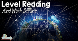 Technology is an amazing educational tool, but not all students have access to it outside of school. This blog post describes one way to level reading passages for students of various ability levels and allow them to work offline in Google Classroom. Click through to learn how!