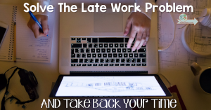 Are you still taking late work? You're working harder than you have to. Click through to learn about this simple method for NOT taking late work and still giving students a second chance.