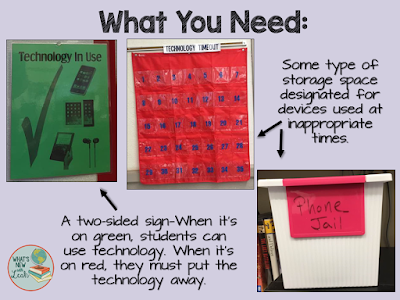 Classroom management is a challenge in and of itself, and adding technology to the classroom just opens a whole new can of worms. I've compiled three tips that I've found useful, in terms of classroom management, when you have a blended classroom. These tips are simple and easy to implement, but they'll save you headaches and frustration when classroom management issues arise.
