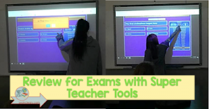 I'm back with Spring Tech Tip #2, which is all about Super Teacher Tools! This resource allows teachers to customize games for classroom use and has some integration with Google Classroom. Learn some fun ways to use Super Teacher Tools and about how to use it in this blog post!