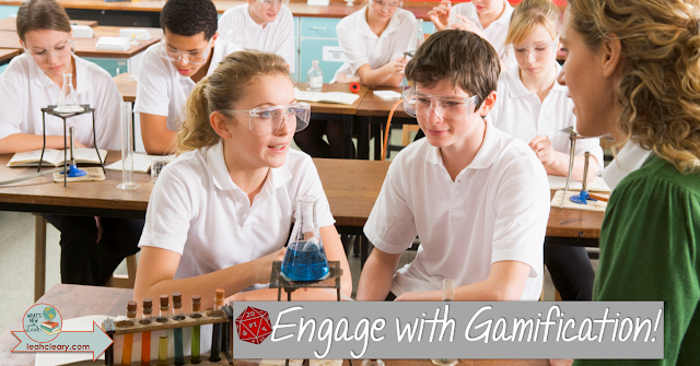Learn how to use simple tech to gamify your classroom