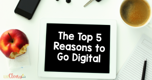 Have you gone digital in your classroom? Our current education model in the U.S. is a direct result of the Industrial Revolution, and it hasn't changed much since then. Why not update it by welcoming digital learning into our classrooms? Here are five reasons for why you should go digital.