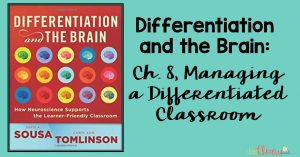 Chapter 8 of Differentiation and the Brain delves into the difference between leadership and management and how leadership is what teachers should really be striving to achieve in their classroom routines. Additionally, the authors share some ways to use leadership to differentiate and meet students' needs. Click through to read the whole summary of this chapter.