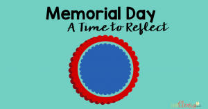 Memorial Day is a time of reflection on the military personnel who have lost their lives in service to our country. War is a terrible thing that causes a great deal of destruction and grief, but veterans are regular people who deserve to be honored for their commitment to serving our country so that we all have the freedoms we enjoy. Read my brief stories that I learned in interviewing WWII and Vietnam veterans and how my school connects our students with veterans so they can learn more.