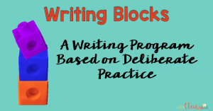 You can make your students write all you want, but will they get better at it? Simply doing something over and over again doesn't improve your skills at it, necessarily. Deliberately practicing writing skills in meaningful ways, using mentor texts and mentor sentences as examples, will help improve students' skills when they write frequently. Read more about how I've implemented this practice in my own classroom, in both ELA and social studies, in this post.